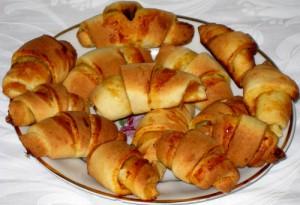 Печенье с вишневой начинкой способ приготовления