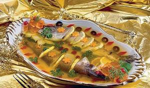Какая годасть эта ваша заливная рыба