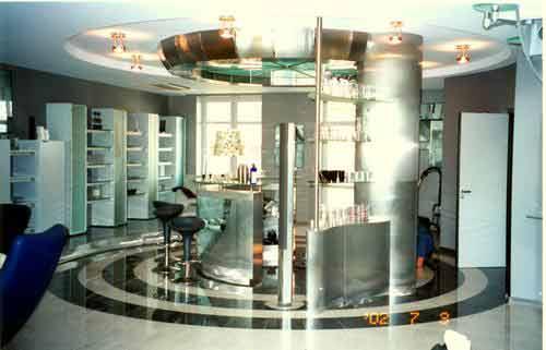 2-х этажная квартира студия площадью 190 м2