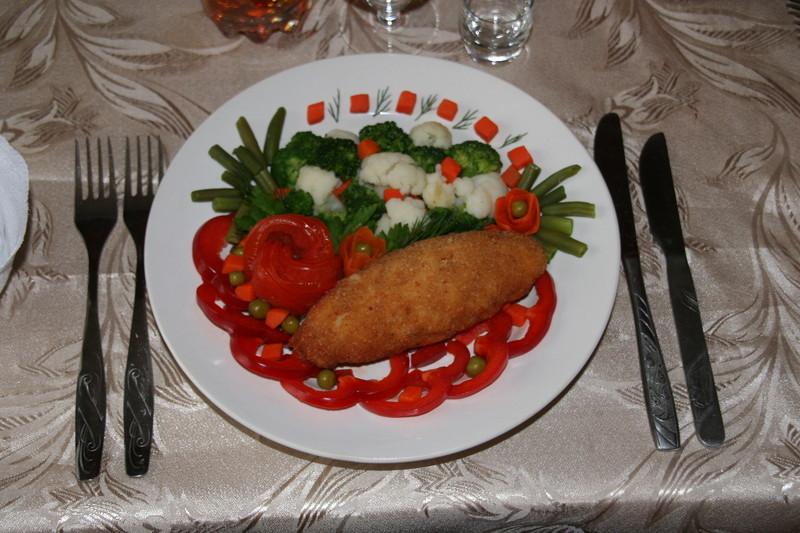 Завтрак по-киевски