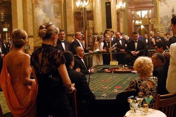 Рулетка в казино Монте-Карло
