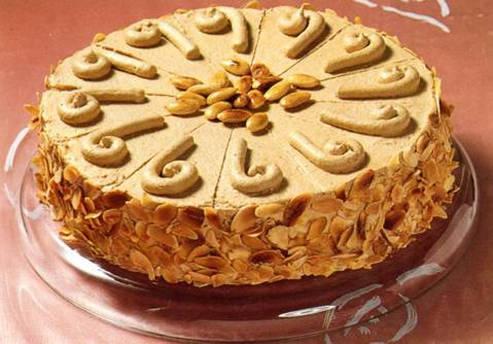 Торт Изольда