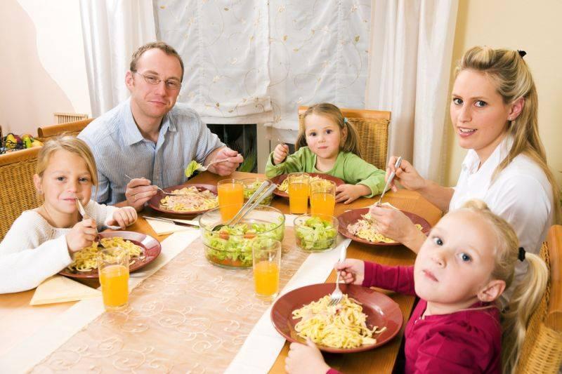 Картинки по запросу завтрак семья