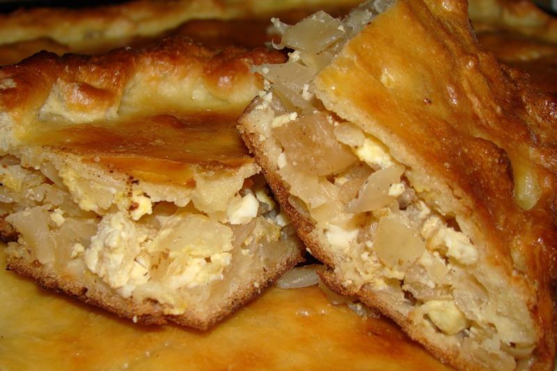 Как сделать пирог из капусты на кефире