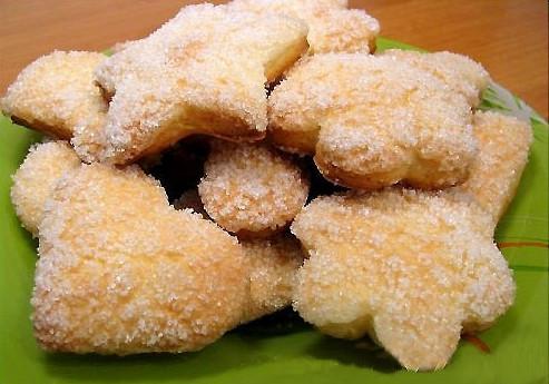 Сахарное печенье рецепт с фото без сметаны